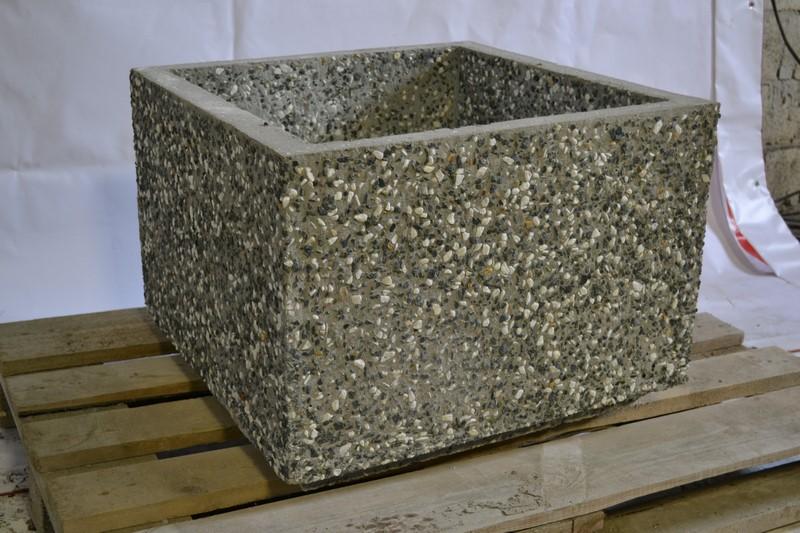кадки из бетона купить